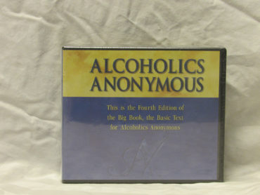 "Alcoholics Anonymous ""Big Book"" CD"