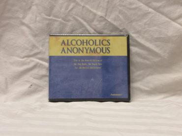 "Alcoholics Anonymous ""Big Book"" pocket abridged CD"
