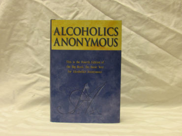 "Alcoholics Anonymous ""Big Book"""