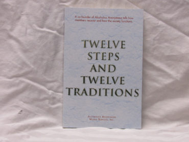 Twelve Steps and Twelve Traditions soft cover