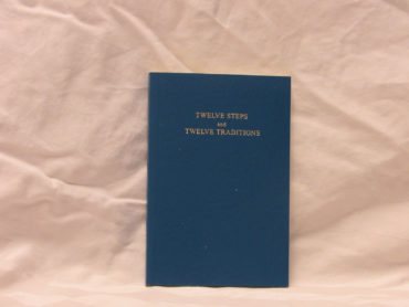Twelve Steps and Twelve Traditions pocket