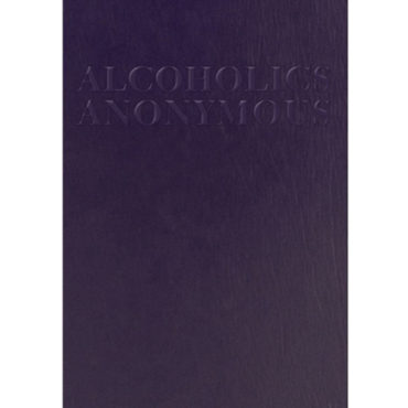 "Alcoholics Anonymous ""Big Book"" pocket abridged large print"
